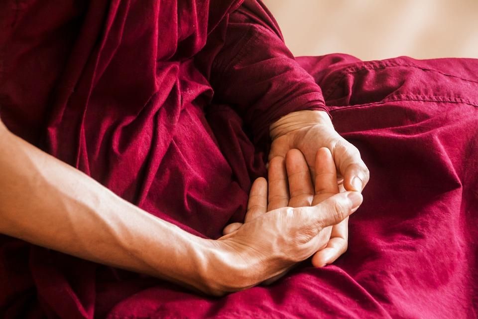 mindfulness namaste burgos